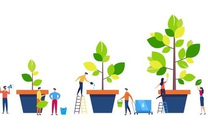 Small, Growing and Large Businesses